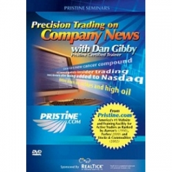 Dn Gibby – Prlstine Trading on Company News with Cyber Trading University Tradable and Non Tradable Stocks